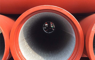 Cement-Mortar-Lined Ductile Iron Pipes