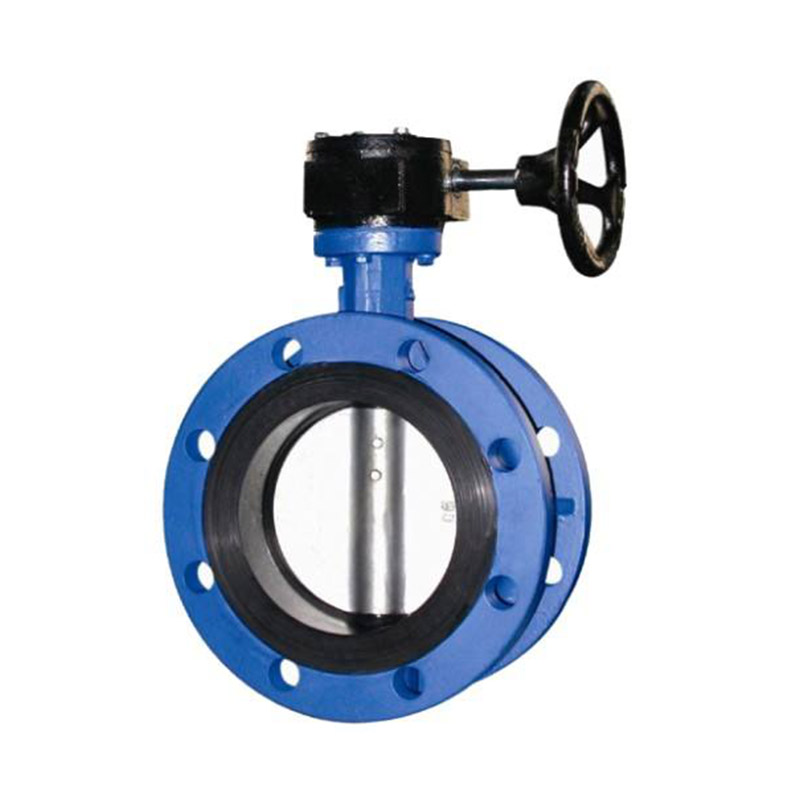 Flanged Conentric Butterfly Valve