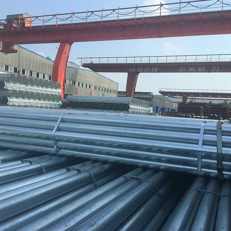 DIN2576 Mild Steel Plate Flange PN10/16