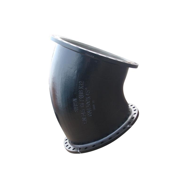 EN545 Double Flanged Bend