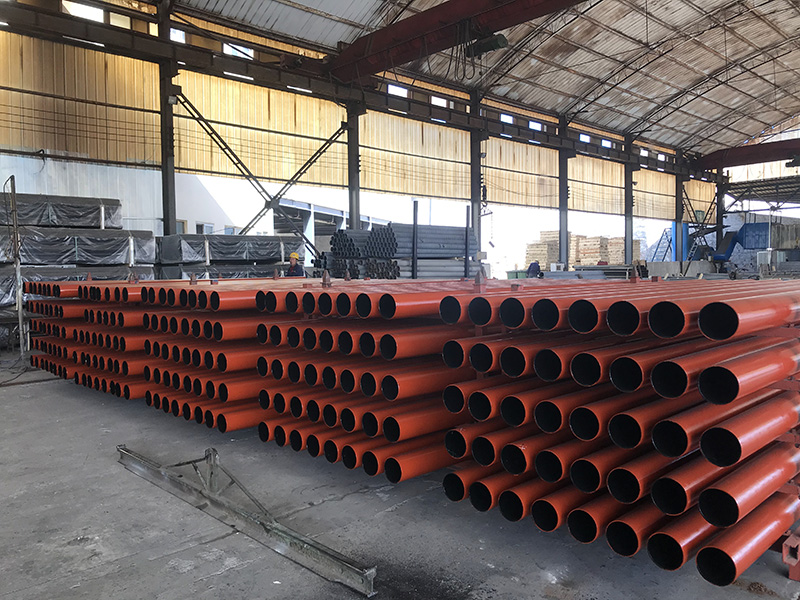 EN877 Hubless Cast Iron Pipe