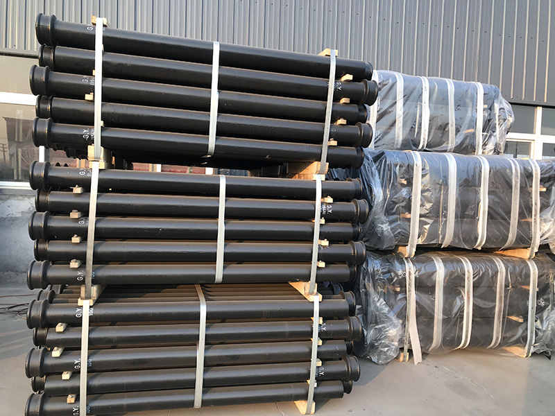ASTM A74-SV Grey Cast Iron Pipe