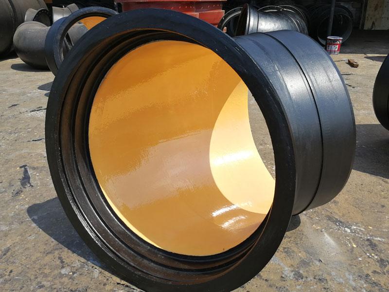 PU Coating Ductile Iron Pipe
