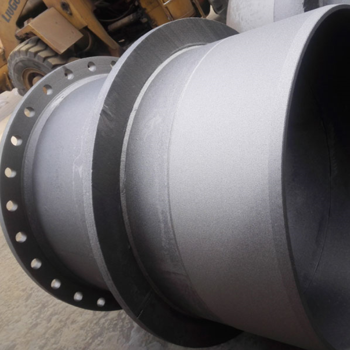 Puddle Flanged Pipe