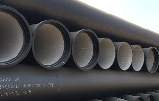 What Is Ductile Iron Pipe?